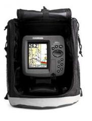 Humminbird 386 Combo Portable Fishfinder