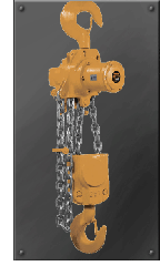 TCR Large Capacity Air Chain Hoists