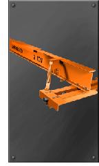 CHPC Convertible Single Girder Cranes