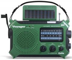 KA500 Voyager Dynamo/Solar Powered Radio