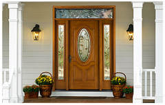 Fiber-Classic Oak Fiberglass Entry Door & Entrance doors in Pataskala online-store Seal-Rite Door Inc. | Buy ...