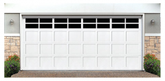 100 Series Wood Garage Door