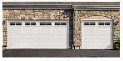 Model 8300 & 8500 Steel Garage Door