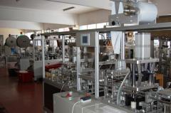 Coffee capsules packaging machine ATF 2x3