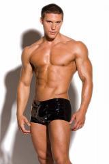 Men's Naughty & Nice Shorts