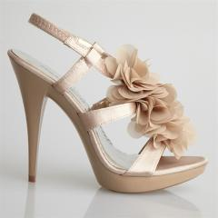 Style: Flutter Bridal Shoes