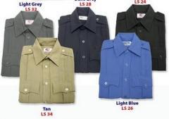 Long Sleeve Uniforms