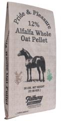 Pride N' Plesure 12% Alfalfa Whole Oat