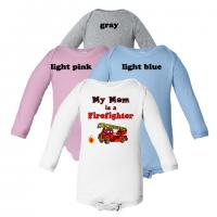 Firefighter Mom Bodysuit