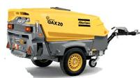 Generators, Atlas Copco