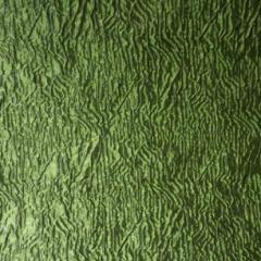 Brocade - Crinkled Silk - Green