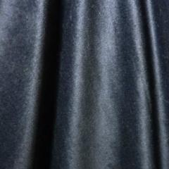 Cashmere Alternative - Polyester & Viscose Coating Navy