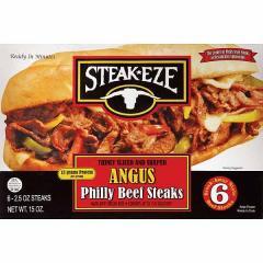 Steak-EZE® Angus Philly Steak