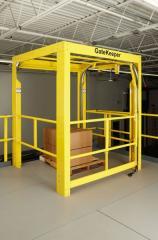 Mezzanine Safety Gate, GateKeeper