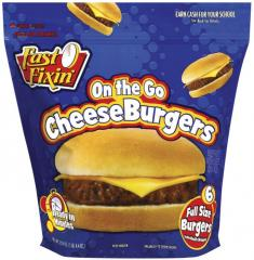 Fast Fixin'™ Fully Cooked Cheeseburger
