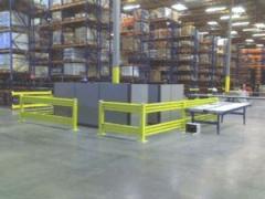 Steel Safety Barrier, GuardRite
