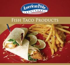 Fish Taco Products