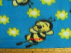 Bumble Bee Fleece