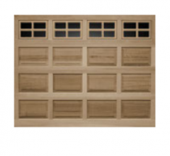 Classic Wood Clopay Garage Door