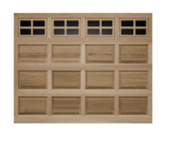 Classic Wood Clopay Garage Door