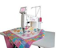 Sweet Sixteen Handy Quilter Machines