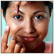 Contact Lenses for Nearsighted/Farsighted