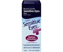 Soft Contact Lens Care Products