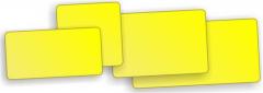 Standard Square Cut Labels