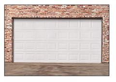 Model 170 Traditional Steel Garage Doors