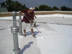 Water-Based Elastomeric Coatings & Cements