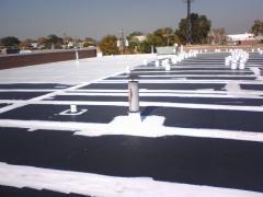 Solvent-based Elastomeric coating
