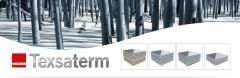 Multifoil aluminium insulation: Texsaterm