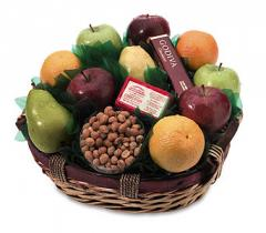 Simple Pleasures Fruit Basket