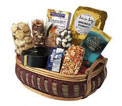 Magnificent Snack Basket