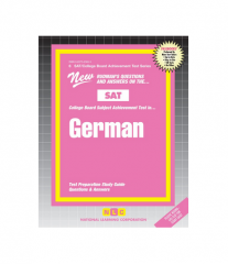 German, SAT-6 Book