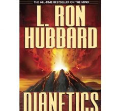 Dianetics: The Modern Science Of Mental Health By L. Ron Hubbard Paperback