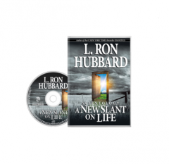 Scientology: A New Slant On Life By L. Ron Hubbard Audiobook