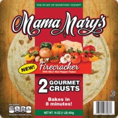 "Mama Mary's 12"" Firecracker Gourmet"