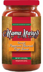 Mama Mary's Gourmet Pepperoni Flavored Pizza