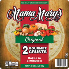 "Mama Mary's 12"" Original Gourmet"