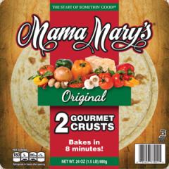 """Mama Mary's 12"""" Original Gourmet"""