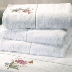 Rose Flower Towel