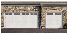 Model 8300 & 8500 Wayne Dalton Steel Garage Door