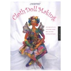Creative Cloth Doll Making Book