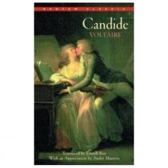 Candide (Trans Bair) (P) Book