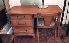 Mid Century Danish-like Desk and Chair