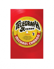 Telegraph Avenue (Hardcover) By Michael Chabon