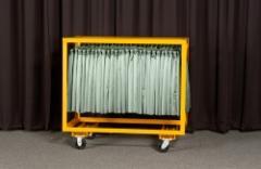 Single Hangered Skirt Cart
