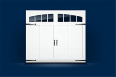 5300/5600 Pre-Finished Steel Carriage House Collection Garage Door