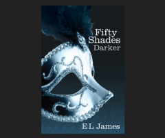 Fifty Shades Darker by E L James Book